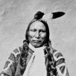 Chief White Swan, Yankton Nakota Sioux (public domain)