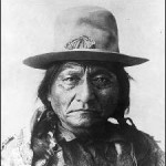 Chief Sitting Bull, Hunkpapa Lakota Sioux (public domain)