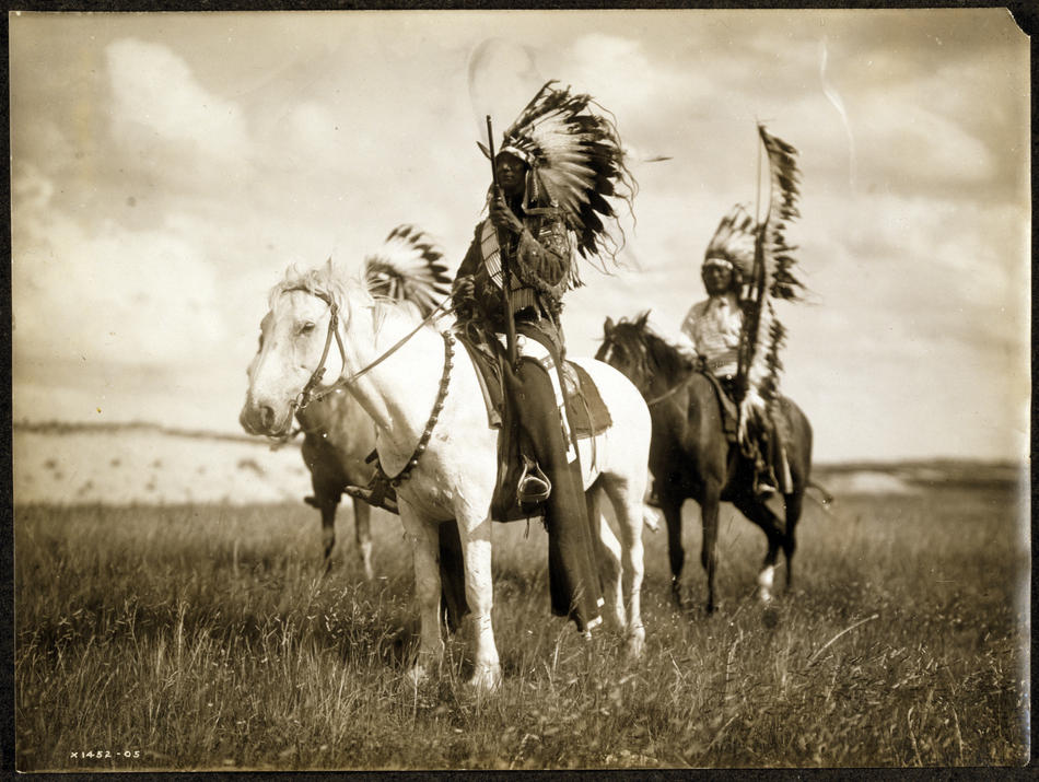 Native American Sioux Indians