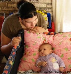 Infant Mortality 1 - AIRC Baby Baskets (PR)