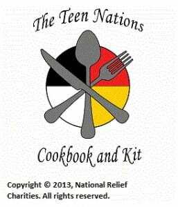 Pow Wow Foods 3 - Cookbook logo