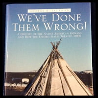 Book contest - We've Done Them Wrong cover