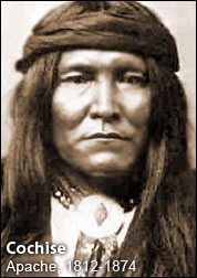Cochise, by Edward Curtis at http://bit.ly/Cochise-Apache