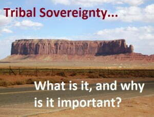 What is Tribal Sovereignty - Rez-Other-Navajo Landscape 11