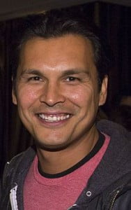 Photo Caption:  Adam Beach, pub. at http://bit.ly/AdamBeach