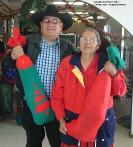 Do Natives Celebrate CX - Ester Begay & Albert Tsosie