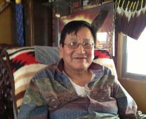 Leon Hale, Cheyenne River Sioux