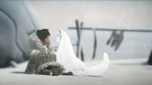 """Never Alone"" video game screen shot"
