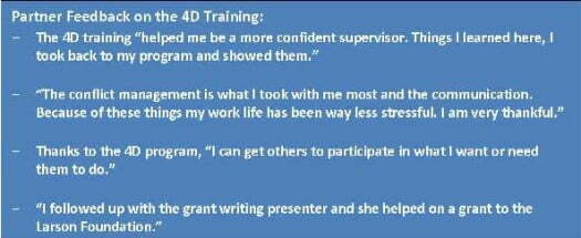4D Leadership Development - quotes sized