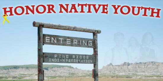 Honoring Native Youth - PineRidge_Suicide6